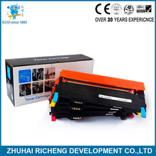 CLT 406S BK C M Y Color toner cartridge China import direct alibaba express,toner with chips