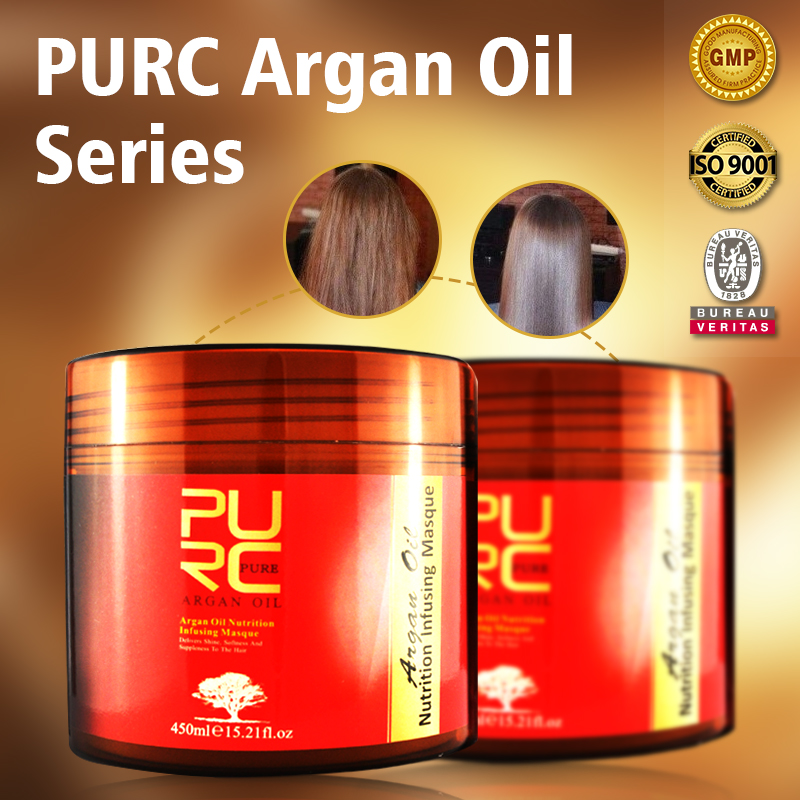 Private Label Keratin hair treatment hair Straightening Products and wholesale argan oil hair keratin treatment for frizzy and d