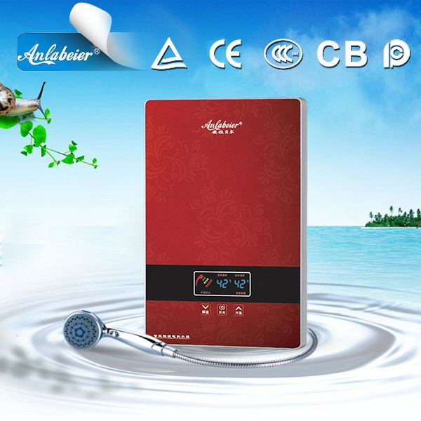 Constant temperature tankless electric water heater HY80