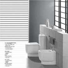 high quality wc one piece sanitary ware the toilet seat