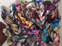 SARI SILK RIBBON YARN - MULTICOLOR