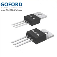 Power mosfet trainsistors IRFR3303 IRLR2703 Vishay ON SEMI N-Ch 8070 RU6888 80V 70A TO-220 mosfet manufacturer