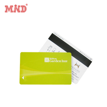 wholesale pvc loco hico magnetic strip hotel key card