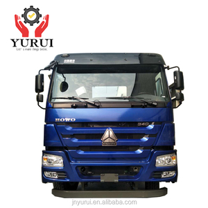Chinese HOWO SINOTRUK 380HP 6X4 TRACTOR HEAD TRUCKS for Sale