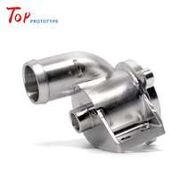 Cnc Machining stainless steel parts Medical Devices custom metal Processing Rapid Prototype Models factory