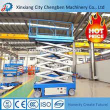 Flexible Electric Platform Hydraulic Lift for Painting