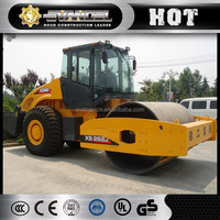 Soil Compactor Roller Compactor Capacity XCMG XS262J 26T Mechanical Single Drum Vibratory Compactor