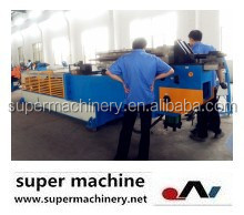copper busbar pipe bending machine