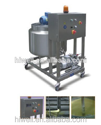 indian snack Tempura Batter Mixer DJJ100-II