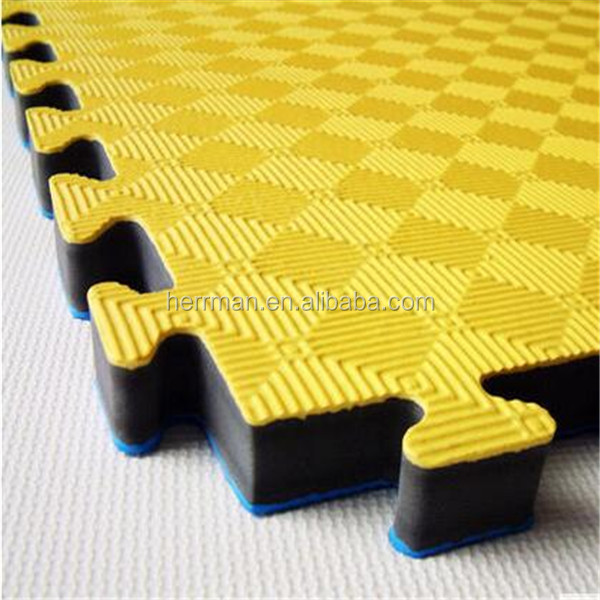 (HERRMAN)Factory supply high quality most popular 2cm taekwondo mat