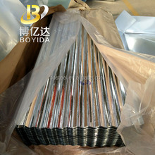 type of corrugatead steel aluminium zinc roofing sheet size price per sheet
