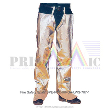 Fire Safety Spats ( SPE-PPE-IHPGA-LWS-707-1 )