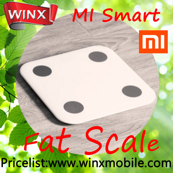 2017 New!xiaomi smart fat scale Mi Smart Body Fat Scale Analysis power supply hot world wholesale alibaba in Switzerland