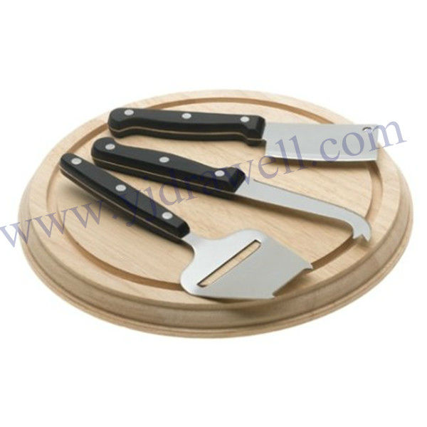 AM-1450 Wooden cheese serving set/Cheese Tools