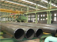 "API PSL2 X65/X70/X80 LSAW pipe for oil pipeline 16""-56"""