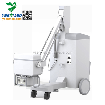 Hot sale high frequency multifunctional radiograph mobile X ray unit body test machine