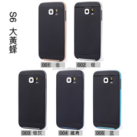 2015 PUDINI factory price injection phone case custom cell phone case for samsung galaxy s6