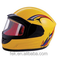 Full Face Cheap Safety Kids Child Motorcycle Helmet