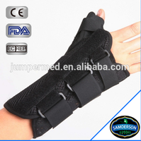 Durable and moldable medical wrist Splint/wrist protector