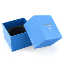 Luxury bali paper box customized small cardboard gift paper ring box