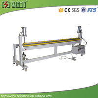 plastic bag making machine film sealing and cutting machine