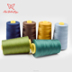100% spun polyester sewing thread 40S/2 5000M