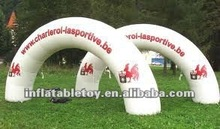 PVC top selling inflatable advertising arch/event arch door