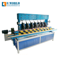 Glass OG edge polishing grinder machine