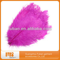 2015 Best Selling Products Wedding Decoration Fashion Cheap Ostrich Feather