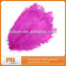 2016 Best Selling Products Wedding Decoration Fashion Cheap Ostrich Feather