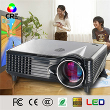 CRE X300 High quality home cinema theater high quality cheap mini led 1080p 3d projector for sale manufacturer