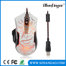BfM-M728 High Quality Cheap Custom Wired Gaming Mouse