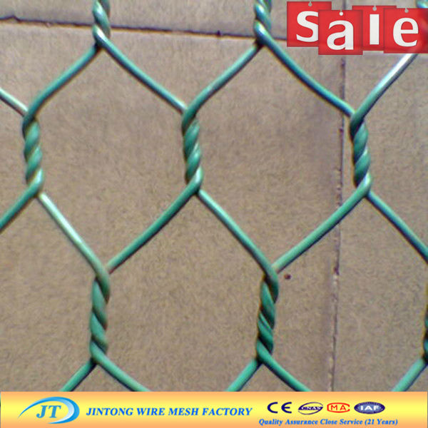 JT Anping factory supply best quality brightly hexagonal wire mesh manufacture/High Quality Poultry Fence/plastic chicken wire