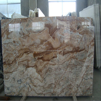 Cultured Exotic Louis Gold Marble Slab Price