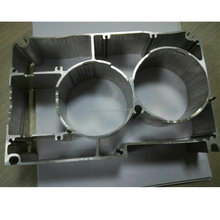 OEM aluminum extrusion auto motor casing part