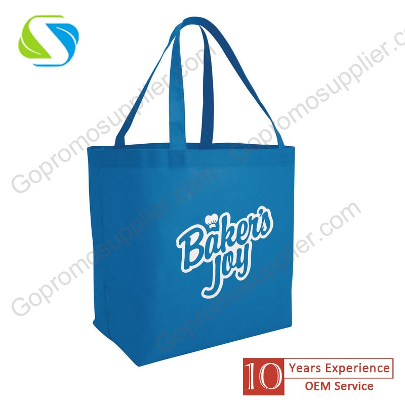 2016 new design non-woven shopping bag for promotion