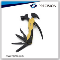 Survival stainess steel multi tool Multi Hammer combined hammer for outdoor