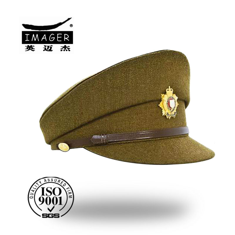 High Quality Australia winter military hat