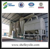 Paddy cleaner machine used for grain cleaner
