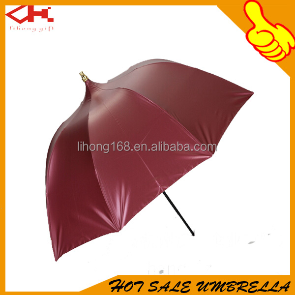 Honsen Pagoda wholesale Umbrellas For Lady