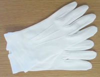 White Cotton Gloves | Masonic White Cotton Gloves