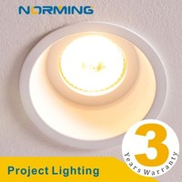 No Glare High lumen LED Recessed Spot 6W 7W 8W