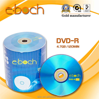 Blank media 8X/16X DVD disc blank dvd-r cd 4.7gb wholesale