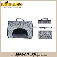 2014 professional flannel material pet carrier dog