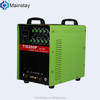 Trade Assurance TIG AC DC Aluminium Welding Machine,ac dc tig 200p welding machine