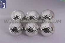 moderno mais coloridas popular keying china chave bolas de golfe