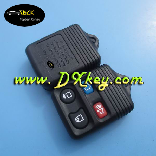 High quality key cover , keys case , Remote Fob 4 button