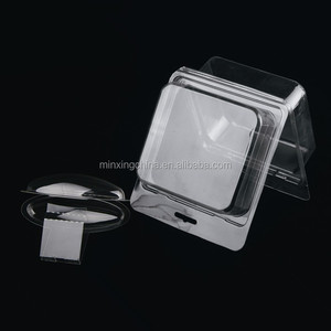 plastic clamshell packaging blister package for medicine/toys/cosmetic/electronic/ food tray egg tray