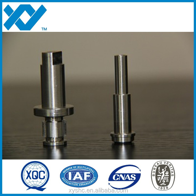 Shanghai custom precision cnc 304 stainless steel turning parts