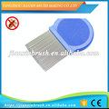plastic head anti nit free terminator stainless steel lice comb